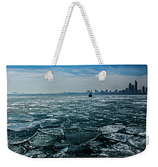 Chicago From Navy Pier 2 Weekender Tote Bag