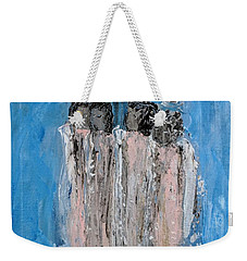 Choir Angels Weekender Tote Bag