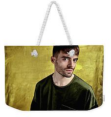 Chris Weekender Tote Bag