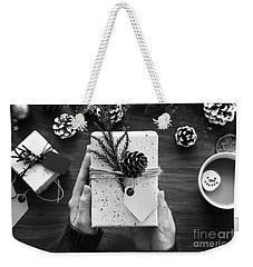 Christmas 2 Weekender Tote Bag