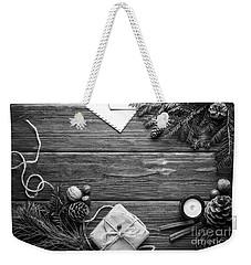 Christmas 6 Weekender Tote Bag