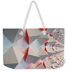 Chromoplastic Mural Weekender Tote Bag