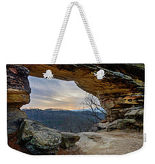 Chronicles Of The Gorge Weekender Tote Bag