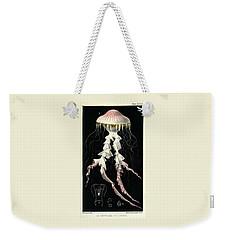 Chrysaora Cyclonota Weekender Tote Bag