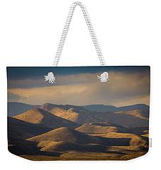 Chupadera Mountains II Weekender Tote Bag