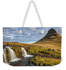 Church Mountain Weekender Tote Bag