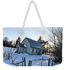 Church On Brewer Road Weekender Tote Bag