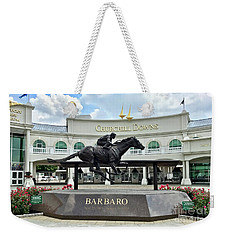 Churchill Downs Barbaro Weekender Tote Bag
