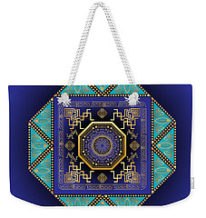 Circumplexical No 3555 Weekender Tote Bag