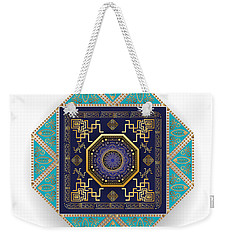 Circumplexical No 3556 Weekender Tote Bag