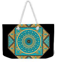 Circumplexical No 3557 Weekender Tote Bag