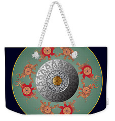 Circumplexical No 3667 Weekender Tote Bag