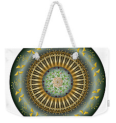 Circumplexical No 3675 Weekender Tote Bag