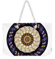 Circumplexical No 3688 Weekender Tote Bag
