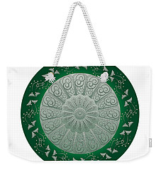 Circumplexical No 3690 Weekender Tote Bag