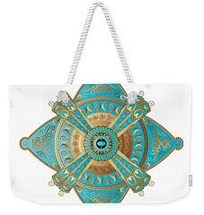 Circumplexical No 3695 Weekender Tote Bag