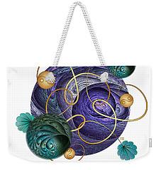 Circumplexical No 3727 Weekender Tote Bag