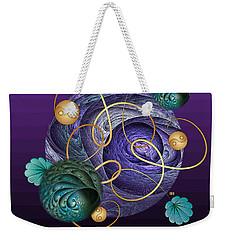 Circumplexical No 3728 Weekender Tote Bag
