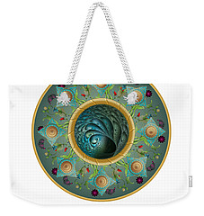 Circumplexical No 3729 Weekender Tote Bag