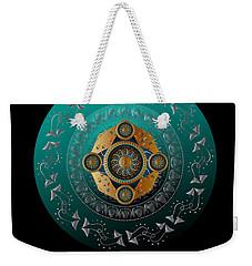Circumplexical No 3739.1 Weekender Tote Bag