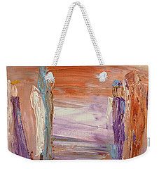 City Of Angels Weekender Tote Bag