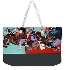 City Series #3 Weekender Tote Bag