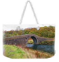 Clach Na Sula Weekender Tote Bag