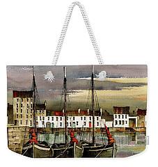 Cladagh Sunset, Galway. Weekender Tote Bag