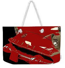 Classic Cars 8 Weekender Tote Bag