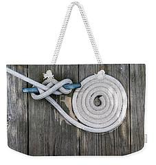 Cleat And Line Weekender Tote Bag