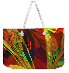Coalition Weekender Tote Bag