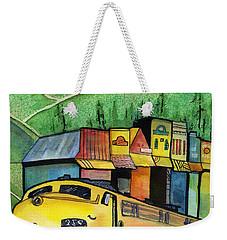 Colfax California Weekender Tote Bag