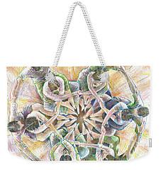 Collaborate Weekender Tote Bag