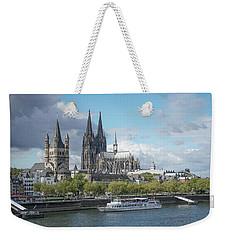 Cologne, Germany Weekender Tote Bag