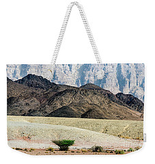 Color Layers In The Desert Weekender Tote Bag