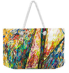 Colorful Day On The Water Weekender Tote Bag