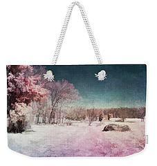 Colorful World Weekender Tote Bag