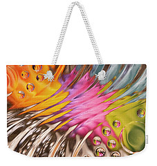 Colors In Vitro 2 Weekender Tote Bag