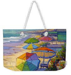 Colors Of Crystal Cove Weekender Tote Bag