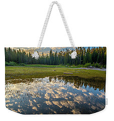Colter Bay Reflections Weekender Tote Bag