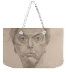 Concentrated Weekender Tote Bag