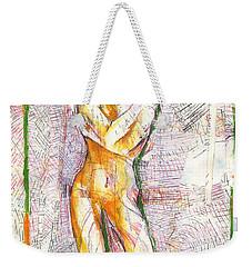 Consider Weekender Tote Bag