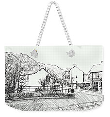 Coniston High Street Weekender Tote Bag