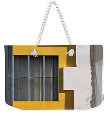 Construction Abstract Weekender Tote Bag