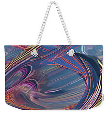 Contrail Party Weekender Tote Bag