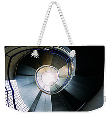 Convoluted Staircase  Weekender Tote Bag