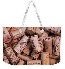 Wine Lovers Weekender Tote Bag
