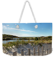 Corporation Beach Cape Cod Weekender Tote Bag