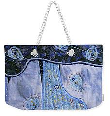 Cosmic Connectivity Weekender Tote Bag