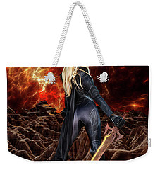 Cosmic Destroyer Weekender Tote Bag